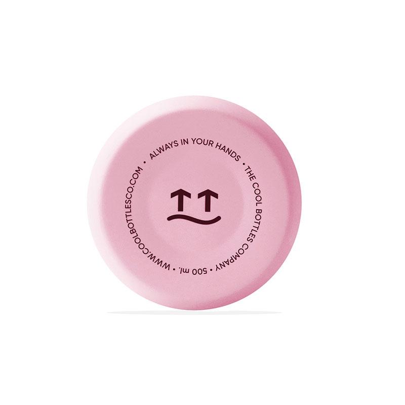 Botella de acero inoxidable Pastel Pink