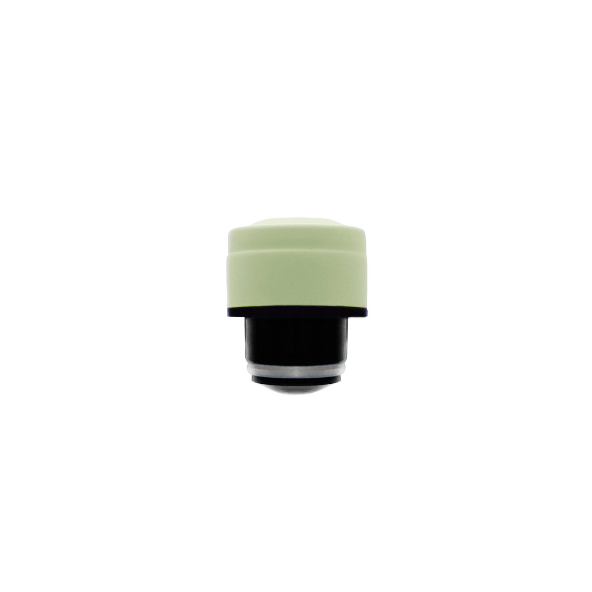 Tú botella de acero inoxidable - Tapón Pastel Green 1
