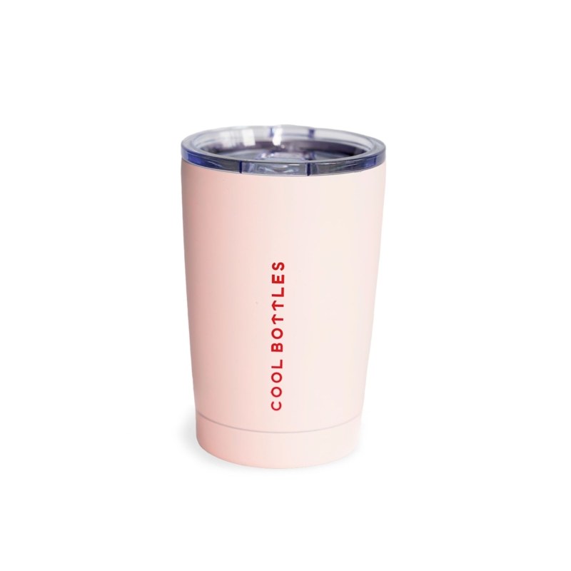 Vaso de acero inoxidable Pastel Pink