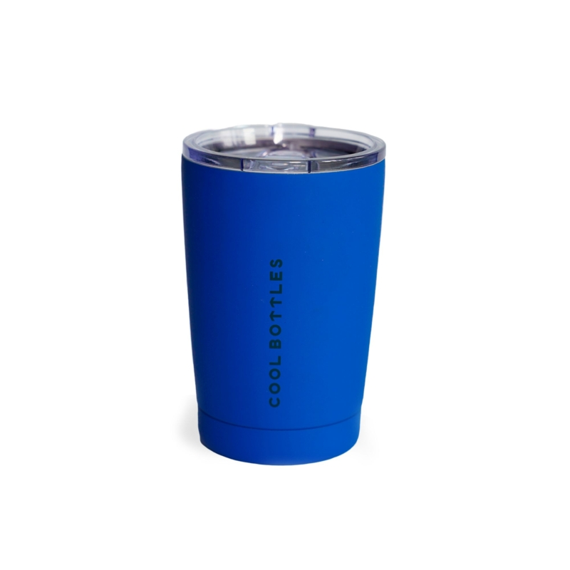 Vaso de acero inoxidable Vivid Blue