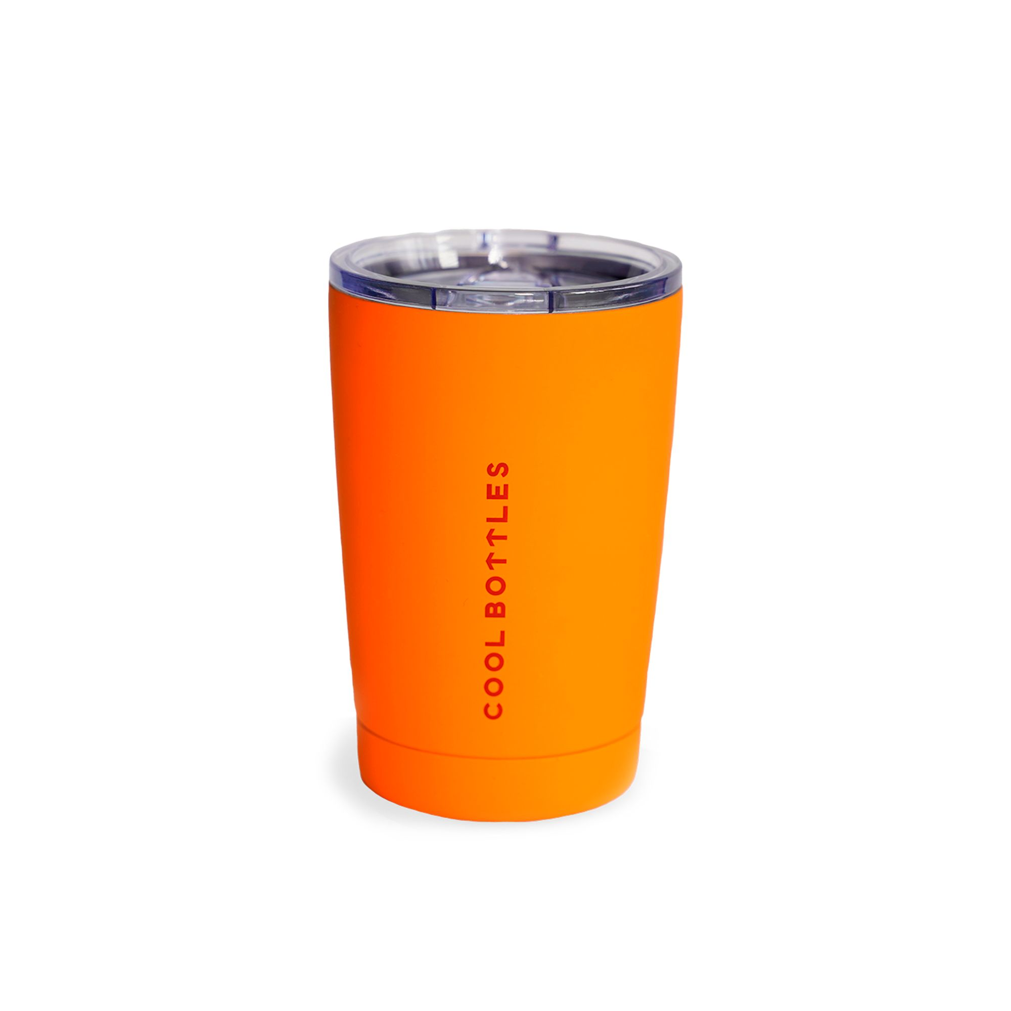 Vaso de acero inoxidable Vivid Orange 330